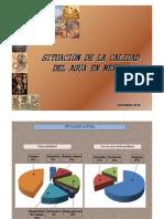 Calidad Del Agua en Mexico