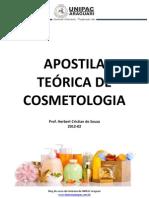 Apostila Teórica Cosmetologia 2012-02