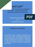 Integrales en Matlab