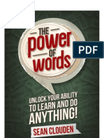 The Power of Words (Free Preview)