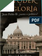 El Poder y La Gloria, Juan Pablo II