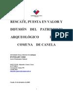 Info Canela 2003  (Alex Guerra Terra)