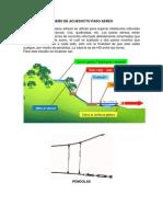 Diseño Acueducto paso aereo