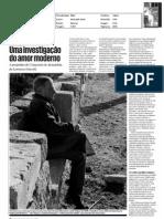 Convidado Francisco Louçã | Uma investigação do amor moderno