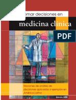 Como Tomar Decisiones en Medicina Clinica