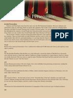 Perseguição judeus