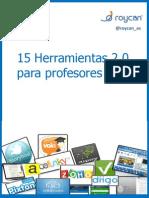 Herramientas 2.0 Para Profesores