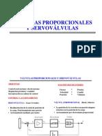Válvulas Proporcionales y Servoválvulas