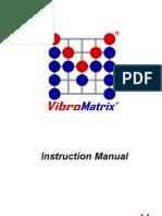 VibroMatrix Manual