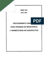 NAG 124 PRUEBA RESITENCIA Y HEMETICIDAD DE GASODUCTOS.pdf