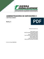 Administradores de Servidores II