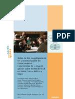Pohl et al  NCCR Dialogue 41 sp. Roles de los investigadores en la coproducción de conocimiento. Experiencias de la investigación sobre sostenibilidad en Kenia, Suiza, Bolivia, Nepal.pdf