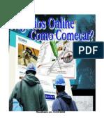 Negócios online - Como começar