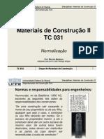 TC031_Normalização_