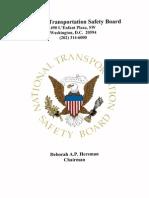 US Senate Pipeline NTSB 2013 Jan
