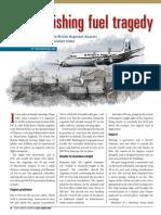 The Vanishing Fuel Tragedy