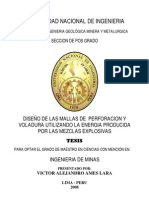 90636058 Tesis Diseno de Malla de Perforacion y Voladura