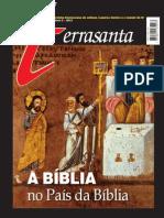 Revista Terra Santa - 02 - A Bíblia no País da Bíblia