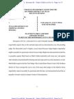 Motion to Recuse Judge Lynn Hughes