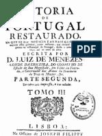 História de Portugal restaurado, pelo Conde da Ericeira, vol. 3