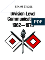 Vietnam Studies Division-Level Communications 1962-1973