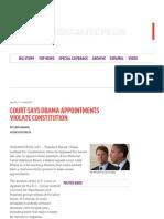 Obama indicted