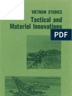 Vietnam Studies Tactical and Materiel Innovations