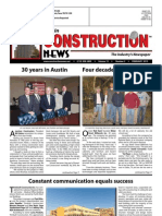 Austin Construction News February 2013 Issue
