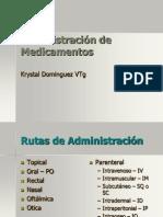 3. Administracion de Medicamentos_Toma de Muestra- AVET 130