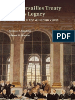 The Versailles Treaty and its legacy