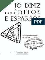 Inéditos e esparsos, por Júlio Dinis