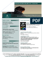 Bulletin d'annonces N°44 semaine du 2 février 2013