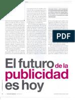 El Futuro de La Publicidad Es Hoy