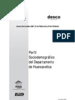 perfil sociodemografico hvca