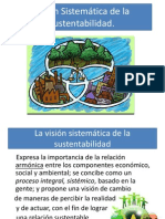 75181125 Expo Sic Ion Vision Sistematica de La Sustentabilidad
