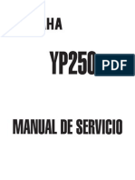 YP 250 1996