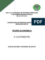TEORIA ECONOMICA-1