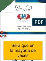 PRESENTACIÓN PRIMEROS AUXILIOS 2 COMUNIDAD