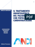 Trattamento Odontoiatrico Nel Paziente Con Patologia Cardiovascolare