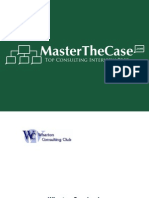 Wharton Casebook 2006 for Case Interview Practice | MasterTheCase