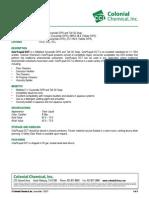 ColaLiquid DCT Technical Data Sheet