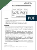 TD  Agents et opérations économiques
