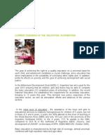 Current Scenario of the Education in Argentina