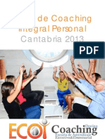 Curso Coaching Personal.santander2013