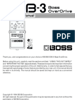 Boss Bass Overdrive - ODB-3_e4