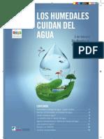 Los Humedales Cuidan El Agua