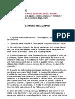 Sant'Agostino - Contro Il Sermone Degli Ariani (ITA)
