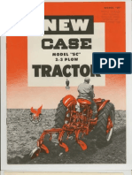 Tractor Case Sc
