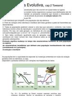 aula 9 ecologia evolutiva + ecologia fisiológica