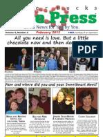 Upper Bucks Free Press • February 2013 Edition